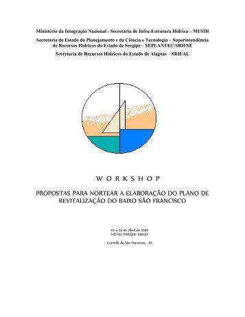 oficina de elaboração de propostas para elaboração do plano