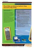 Fluke 287 and 289 Digital Multimeters - Amplicon - Page 2