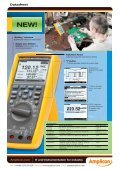 Fluke 287 and 289 Digital Multimeters - Amplicon - Page 3