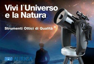 Vivi l'Universo e la Natura - Auriga