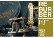 Reburber - Národní technické muzeum