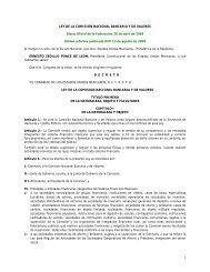 Ley de la Comisión Nacional Bancaria y de Valores - Orden Jurídico ...