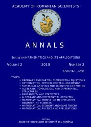 Articles - Mathematics and its Applications