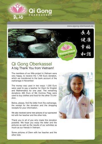 Qi Gong Oberkassel