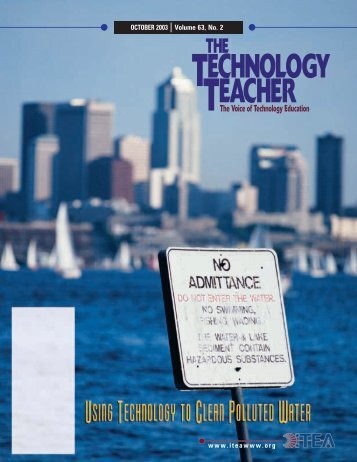 October 2003 - Vol 63, No.2 - International Technology and ...
