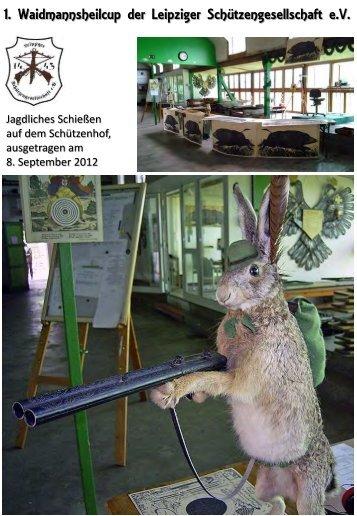 Protokoll - Leipziger Schützengesellschaft e.V.