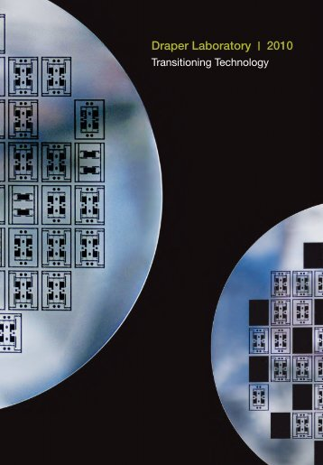 Draper Laboratory   2010