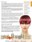 Product Brochure - Organic Hair Color for Salon Professionals - Page 7
