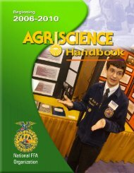 Agriscience 6