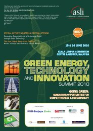 GoiNG GrEEN: - Eco-Ideal Consulting Sdn Bhd