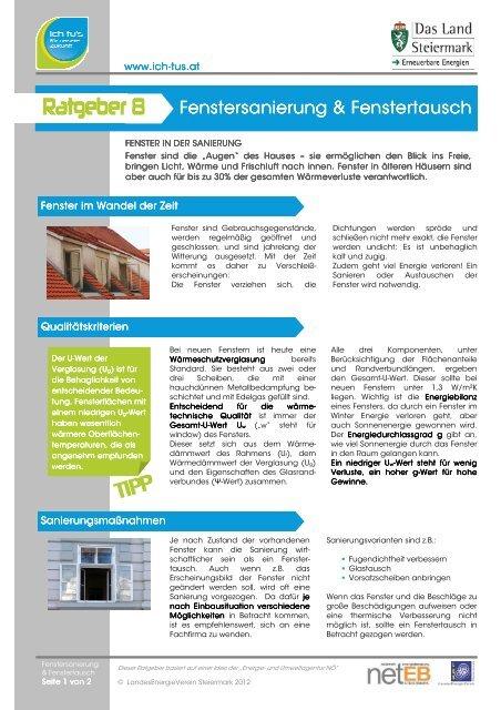 Fenstersanierung & Fenstersanierung & Fenstertausch enstertausch