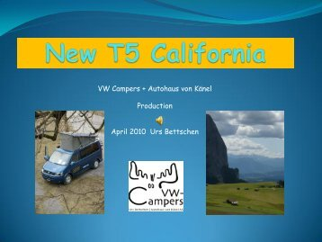 New T5 California.pdf - vw-campers.ch