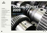 ANNUAL REPORT 2009 - EKF