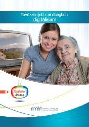 Tévézzen jobb minőségben, digitálisan! - Nemzeti Média