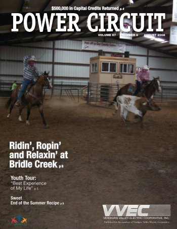 Ridin', Ropin' and Relaxin' at Bridle Creekp 6 - Verdigris Valley ...
