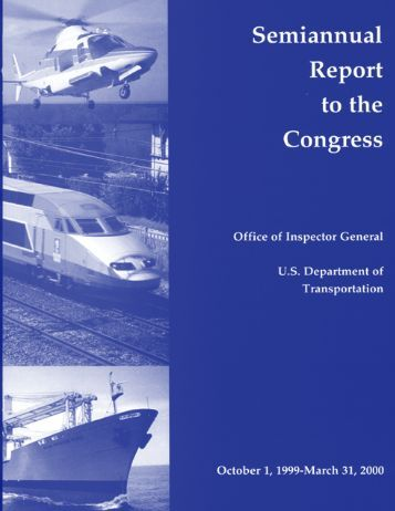 Download Full PDF Document - Office of Inspector General - U.S. ...