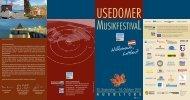 ausblicke - Usedomer Musikfestival