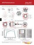Siletz BSI™ APD Photoreceivers - Voxtel - Page 2