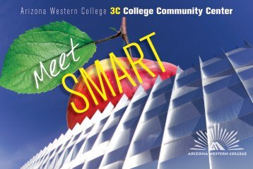 general brochure - Arizona Western College