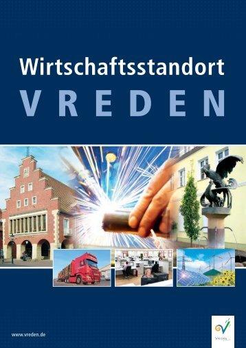 Wirtschaftsstandort VREDEN - Vredener-Wirtschaftsvereinigung