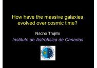 How have the massive galaxies evolved over cosmic time? - ESO