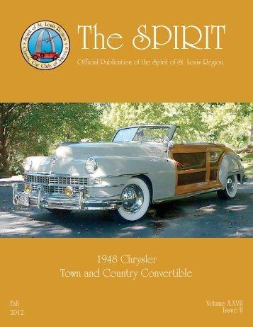 Fall Spirit Magazine 2012 - Spirit of St Louis Region - CCCA