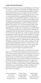 des sikfestivals - Usedomer Musikfestival - Seite 3