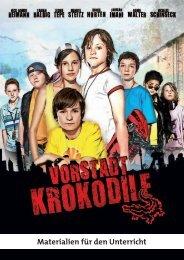 Bestellung Filmhefte VORSTADT KROKODILE - Vorstadtkrokodile ...