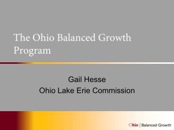 Ohio Balanced Growth Program - Friends of Big Creek