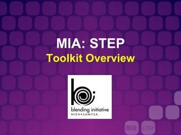 MIA: STEP - CASAT