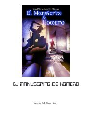 EL MANUSCRITO DE HOMERO - Ediciona