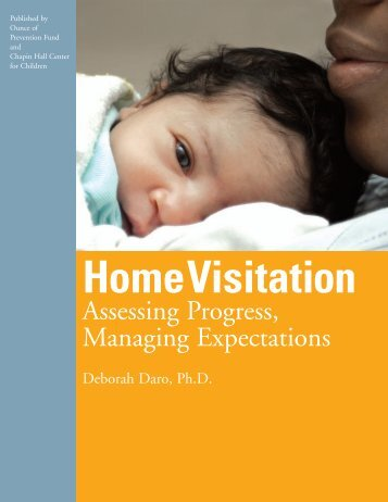 Home Visitation: Assessing Progress, Managing Expectations