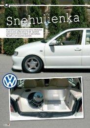 Montáž: VW Polo, showcar Magnat - AutoTuning.sk