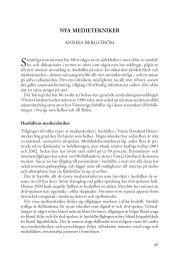 Nya medietekniker - SOM-institutet - Göteborgs universitet