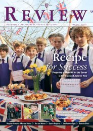 Spring 2012 - Blundell's School