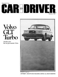 Another year, but not just another Volvo. - Volvo244.pl