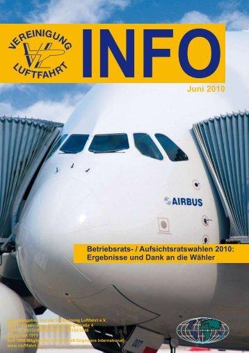 Werner Langendörfer - Vereinigung Luftfahrt eV