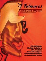 Pré-Conferência Nacional de Cultura Afro-brasileira - Fundação ...