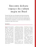 Pré-Conferência Nacional de Cultura Afro-brasileira - Fundação ... - Page 7