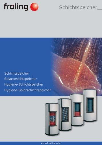 Prospekt Speichersysteme.qxd - VLos Energi Teknik