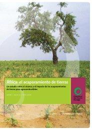 África: el acaparamiento de tierras - Derecho a la Alimentación