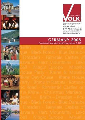 Berlin - Volk Travel Service GmbH