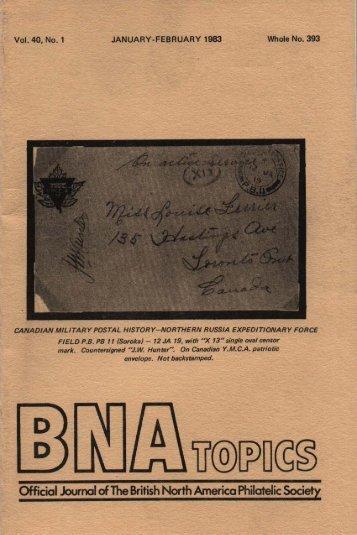 Vol. 40, No. 1 JANUARY-FEBRUARY 1983 Whoie No ... - BNA Topics