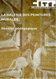 Peintures murales - Cité de l'architecture & du patrimoine