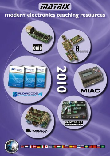 modern electronics teaching resources - Terco