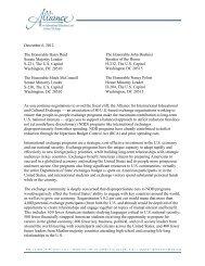 December 6, 2012 The Honorable Harry Reid Senate Majority ...