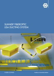 FO LISA Ducting System - Composites