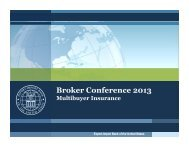 Trade Credit Insurance 2013 - Export-Import Bank of the United States
