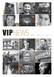 Music & Media Finland 2012 - VIP-Booking