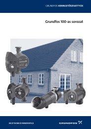 Grundfos 100-as sorozat